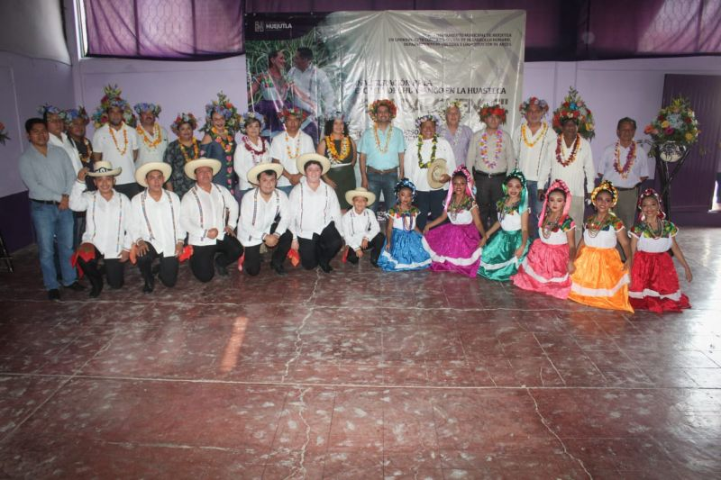 Caminamos hacia un Concurso Nacional de Huapango: Alcalde
